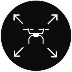 Drone Director - Automatic flight modes for DJI